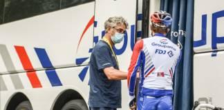 Thibaut Pinot échoue sur le Tour de France 2020
