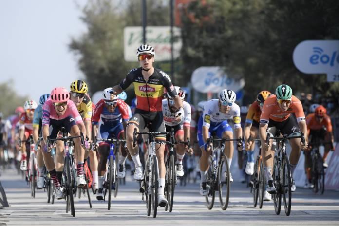 Tim Merlier a remporté la 6e étape de Tirreno-Adriatico 2020