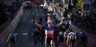 Arnaud Démare en grande forme sur le Giro 2020