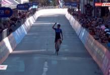 Ben O'Connor vainqueur de la 17e étape du Giro 2020