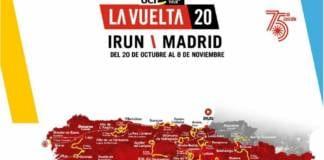 Vuelta 2020 carte parcours profils d'étapes et favoris