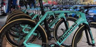 Changement de vélos pour Jumbo-Visma, Mitchelton et Scott en 2021