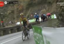 Classement complet de la première étape de la Vuelta 2020