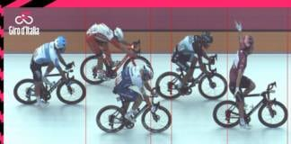 Classement complet de la 11e étape du Giro 2020 remportée au sprint par Arnaud Démare