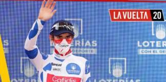 Classement complet de la 11e étape de la Vuelta 2020