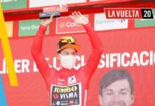 Classement complet de la 4e étape de la Vuelta
