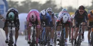 Classement complet de la 13e étape du Giro 2020