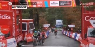 Dan Martin vainqueur de la 3e étape de la Vuelta 2020