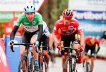Classement complet de la 3e étape de la Vuelta 2020