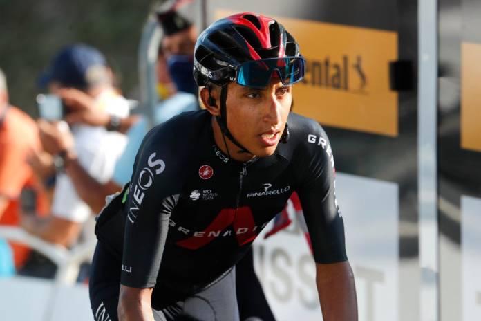 Egan Bernal clôture sa saison 2020 avec un abandon sur le Tour de France