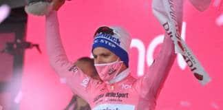 Classement complet étape et classement général complet à l'issue de la 3e étape du Giro 2020