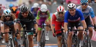 Victoire d'Arnaud Démare sur le Giro 2020 4e étape