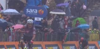 Ruben Guerreiro remporte la 9e étape du Giro 2020