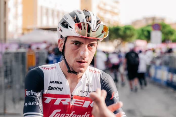 Giro 2020 terminé pour Giulio Ciccone