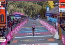 Victoire de Jai Hindley sur la 18e étape du Giro 2020