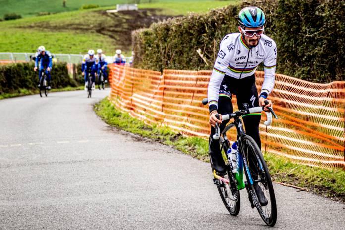 Julian Alaphilippe va tenter de gagner pour la première fois Liège-Bastogne-Liège
