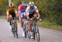 Julian Alaphilippe avait montré qu'il était parmi les plus forts sur ce Tour des Flandres 2020 avant sa terrible chute.