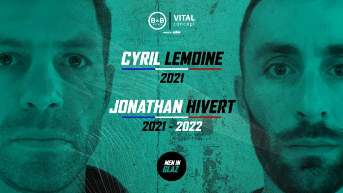 B&B Hôtels - Vital Concept engage Lemoine et Hivert