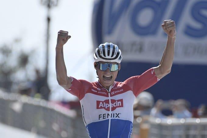 Mathieu Van Der Poel réaction étape 2 tour de Suisse