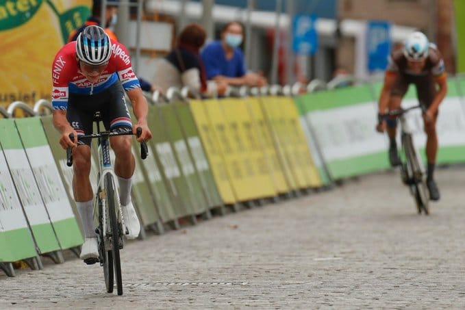 Le BinckBank Tour se termine par la victoire finale de Mathieu van der Poel