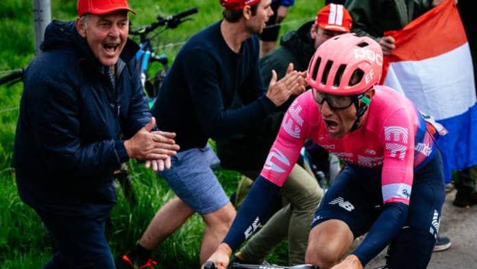 Sep Vanmarcke termine son aventure avec EF Pro Cycling