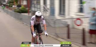 Soren Kragh Andersen a remporté la 4e étape du BinckBank Tour 2020.