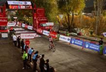 Victoire de Tim Wellens sur la 5e étape de la Vuelta 2020