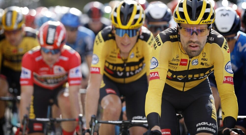 Tom Dumoulin quitte la Vuelta