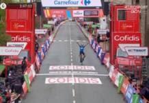 Victoire de Marc Soler sur la 2e étape de la Vuelta 2020