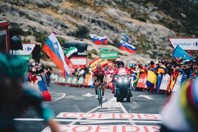 La Vuelta 2020 n'aura pas de public sur les arrivées au sommet