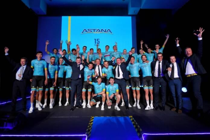Astana devient Astana-Premier Tech