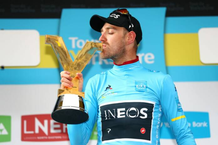 Chris Lawless file vers le Team Total Direct Energie