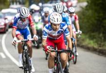 Guillaume Martin et David Guaud ont animé la Vuelta 2020