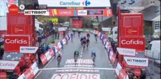 Jasper Philipsen se montre à son avantage en cette fin de Vuelta 2020