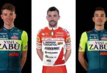 Eolo-Kometa Cycling Team complète son effectif pour 2021