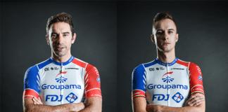 Groupama-FDJ renouvelle le contrat de Bonnet et Konovalovas