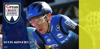 Louis Meintjes reste en WorldTour
