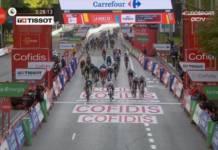 La Vuelta 2020 s'achève avec un sprint serré revenant à Ackermann