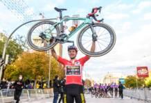 Primoz Roglic remporte le classement UCI 2020, comme en 2019