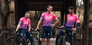 EF Pro Cycling aura dans son effectif 2021 Tejay Van Garderen