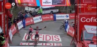 Une Vuelta 2020 plus que réussie pour Tim Wellens