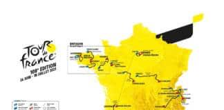 Tour de France 2021 parcours complet