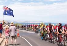 Le Tour Down Under retiré du calendrier en 2021