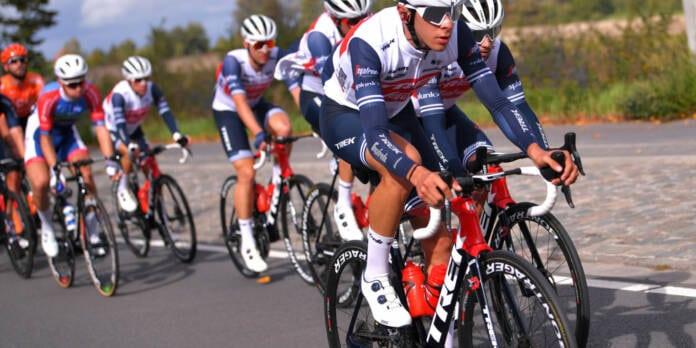Trek-Segafredo se tourne vers de jeunes coureurs