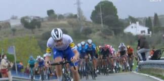 Classement complet de la 16e étape de la Vuelta 2020