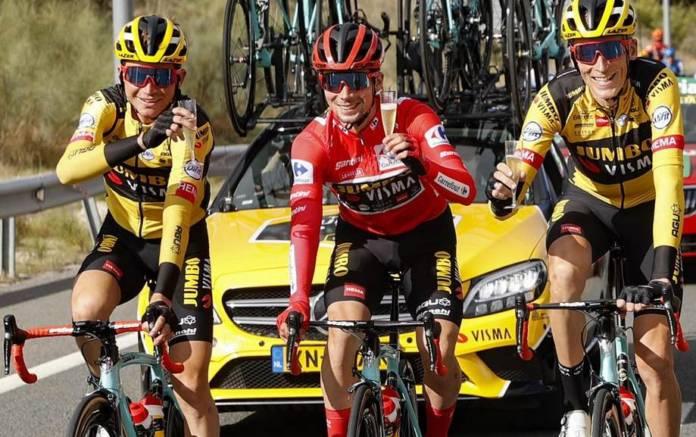 Classement général final complet de la Vuelta 2020