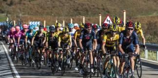 La Vuelta 2020 confirme que des tests négatifs au Covid-19
