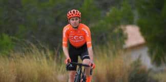 Will Barta passe de la CCC Team à EF Pro Cycling