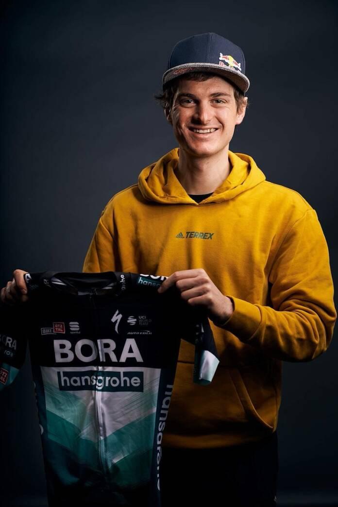 Anton Palzer au profil particulier intègre BORA - hansgrohe