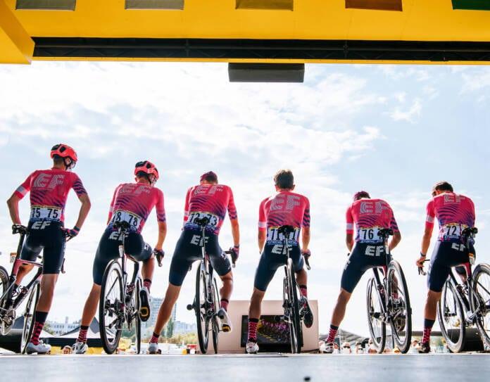 EF Education-NIPPO prend la succession d'EF Pro Cycling
